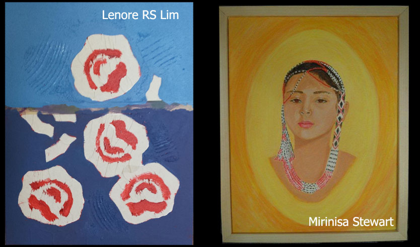 SPAA Lenore RS Lim & Mirinisa Stewart